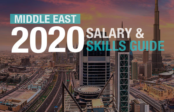 Download our 2020 Middle East Salary Survey