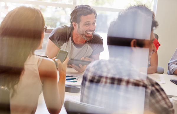 How to build good working relationships in your new job