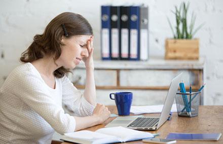 Job-hunting 'burnout'
