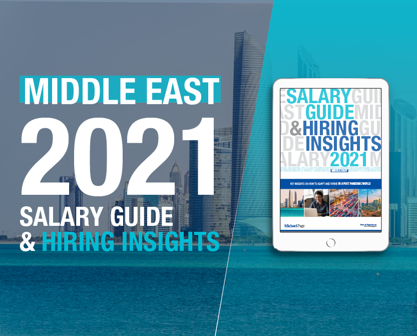 Download: 2021 Salary Guide & Hiring Insights